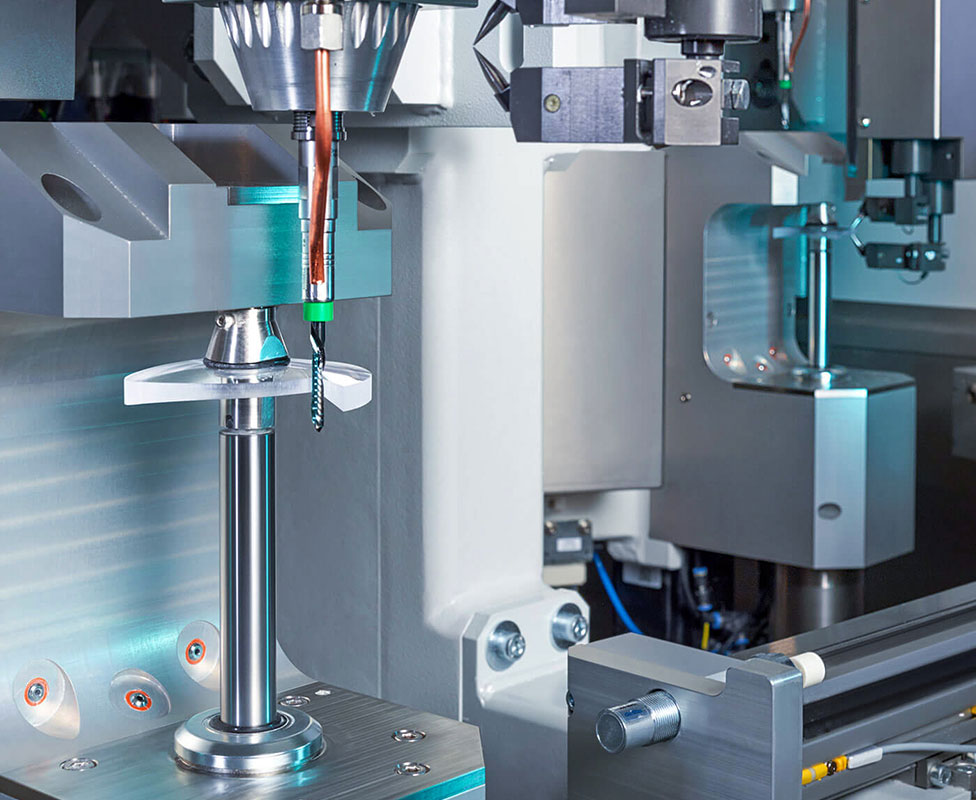 Unique Quattro Design HSE Modulo QS SCHNEIDER Optical Machine